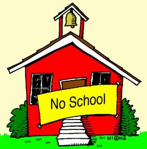 No School on 10/20
