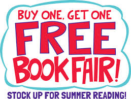 The BOGO Book Fair is Coming!